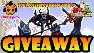 Seal Online Blade of Destiny | Open 35 Soul Collector MK2 Plain Box & Give Away
