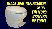 RV Toilet Repair | How to Remove and Replace Damaged Water Valve ...