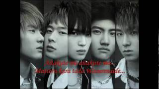 Wasurenaide DBSK.wmv MP3