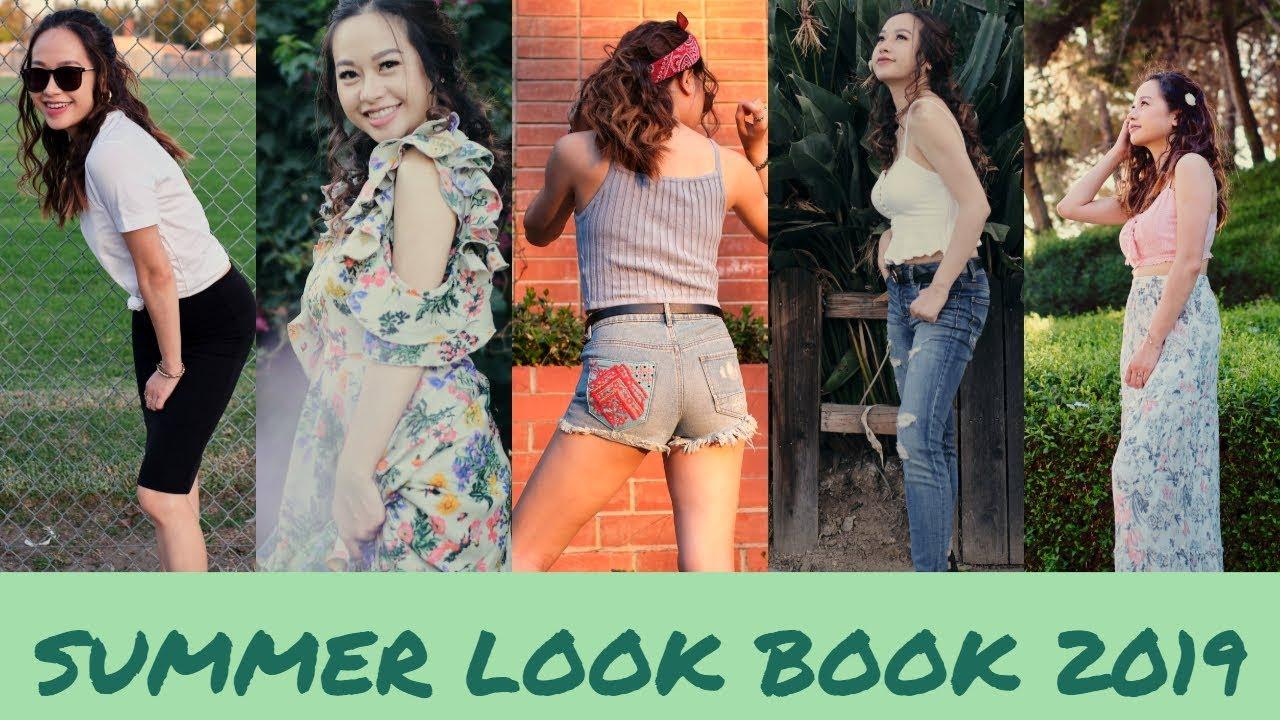 Summer Lookbook 2019 | Outfits Mùa Hè 2019 2