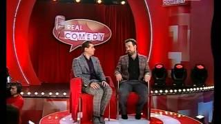 Real Comedy  Дуэт имени Чехова - Бизнесмен с женой, ночью