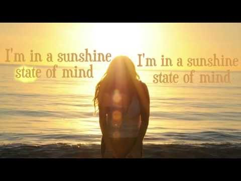 Katrina Carlson - Sunshine State Of Mind lyric video