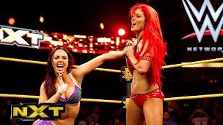 Eva Marie vs. Cassie: WWE NXT, July 22, 2015
