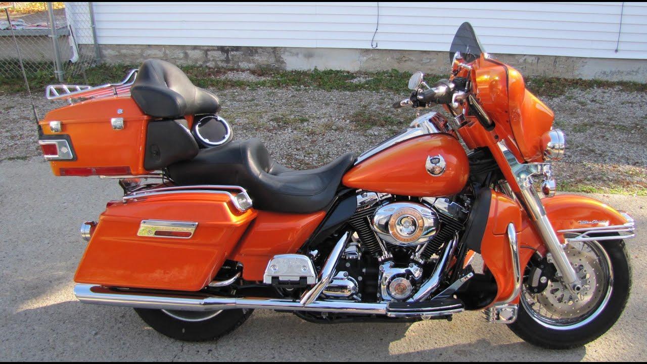 Harley Davidson Anniversary Ultra Classic