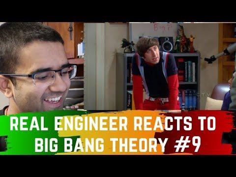 real-engineer-reacts-to-big-bang-theory-#9