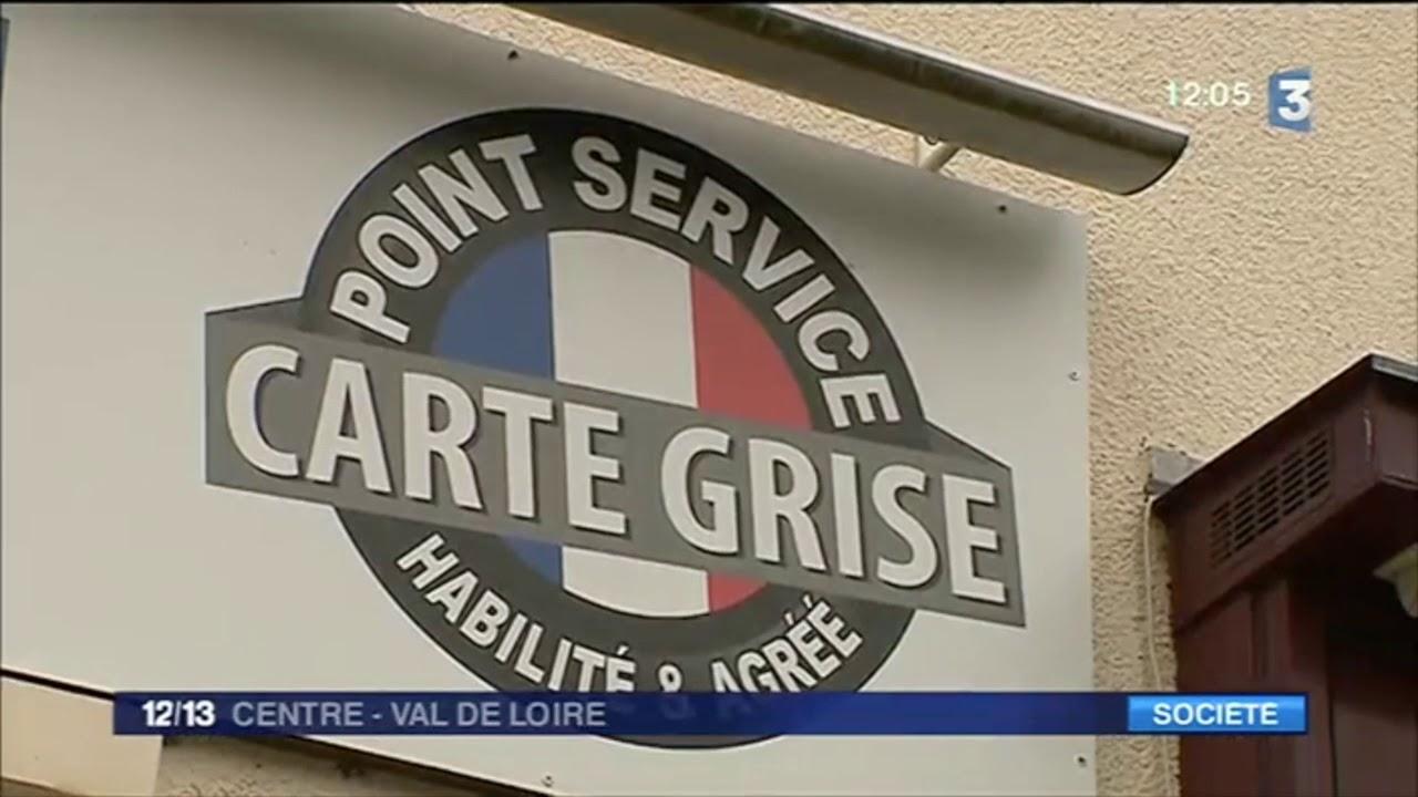 prefecture chartres carte grise Faire sa carte grise à Chartres   YouTube