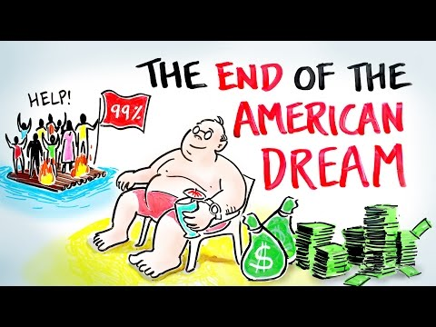 End of the American Dream: Wealth Inequality Explained in 2-Minutes