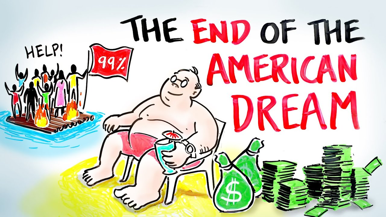 american dream then and now American dreams: then and now the american dream is a key thread in this country's tapestry, woven through politics, music and culture though the phrase means different things to different .