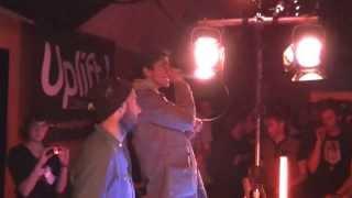 Nantes Dub Club - SOOM T & DUB-4 - 06.12.2013