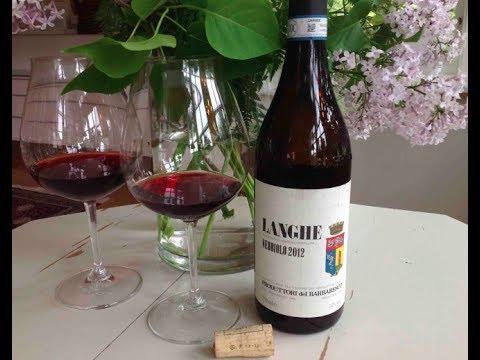 Langhe Nebbiolo och Barbaresco – Provning