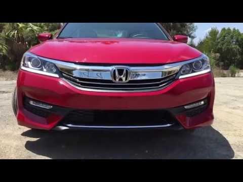 2016 Honda Accord Sedan Walkaround (No Talking)