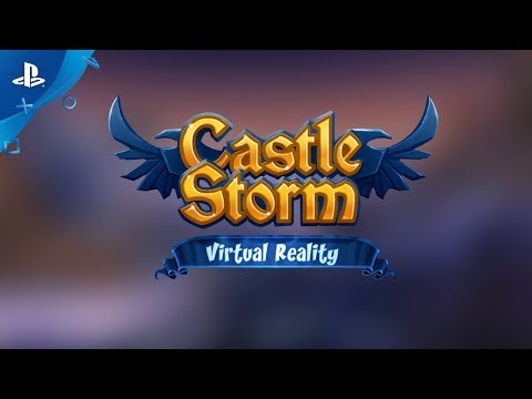 CastleStorm VR - Gameplay Trailer | PSVR