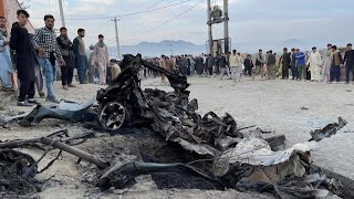 Deadly bombing rocks southern Afghan province as Taliban, govt agree on Eid ceasefire