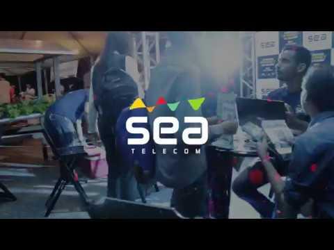 VÍDEO PARA MÍDIAS SOCIAIS - SEA TELECOM NA FEIRA DO EMRPEENDEDOR ESTÁCIO CASTANHAL