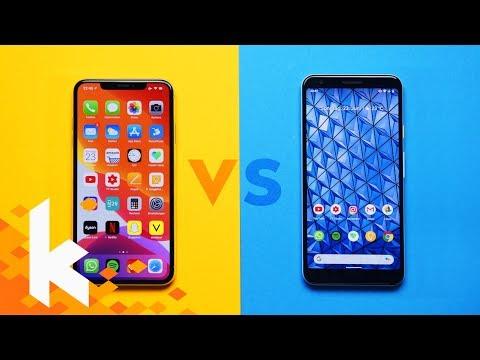 IOS 13 Vs Android 10 - Alle Wichtigen Unterschiede!