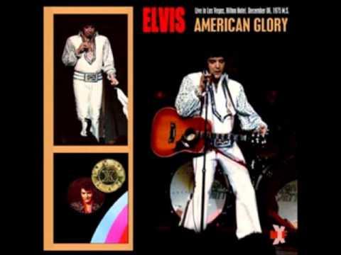 Elvis Presley - American Glory - December 11 1975 Full Album
