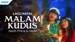Gambar cover Malam Kudus - Herlin Pirena & Nikita (video)