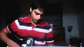 Avenged Sevenfold-so far away (backing track in  E minor)