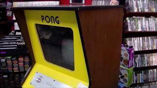 Fixing Atari's 1973 PONG Arcade Game Cabinet