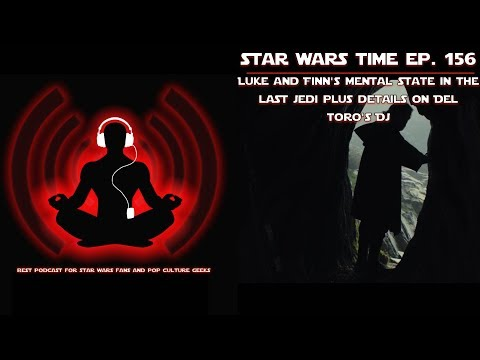 Star Wars Time Show: New The Last Jedi Plot Information for Luke, Rey, Finn, Rose, Leia, Poe, and DJ