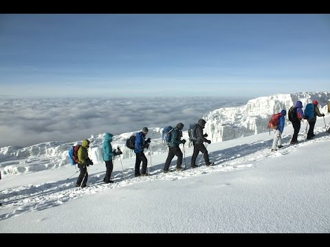 Climbing Kilimanjaro - Packers without Borders