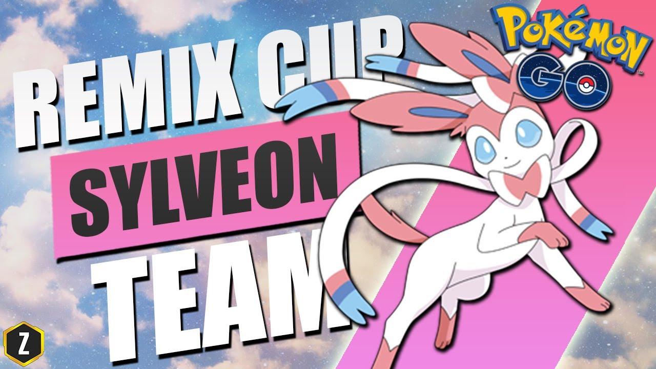 *NO XL* Sylveon Team Destroying Legends in Ultra League Remix Cup for Pokémon GO Battle League!