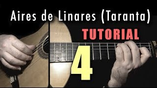Arpeggio Exercise - 31 - Aires de Linares (Taranta) by Paco de Lucia