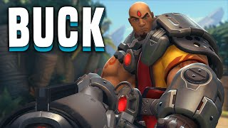 Buck Is My New Favourite Flanker! - Paladins Buck Payload Gameplay