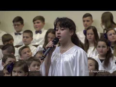 April 22nd, 2018, Cleveland Kids Choir