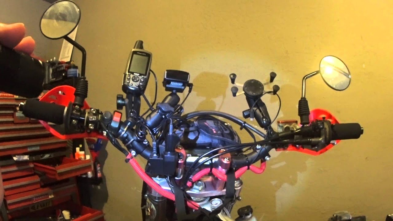 HOW TO: XR650R PREP FOR A LONG TRIP