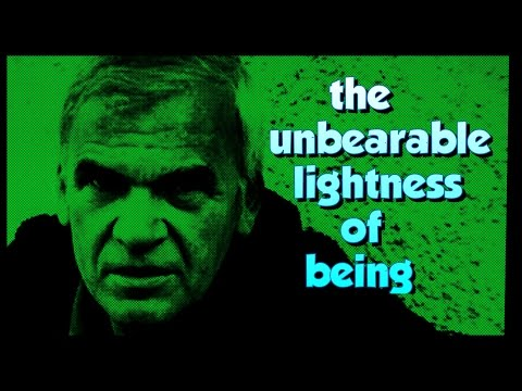 Discussing Milan Kundera