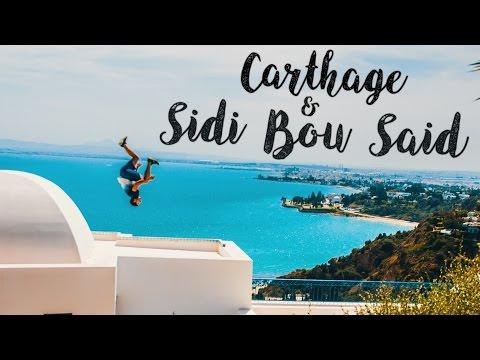 Sidi Bou Said & Carthage - Tunisia Explore