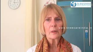 Medical Tourism : Canadian Patient Obtains Knee Surgery in India | Cost of Knee Replacement
