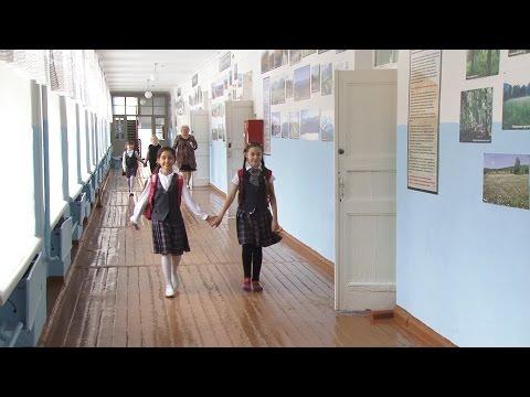 Копейской школе №13 исполнилось 80 лет