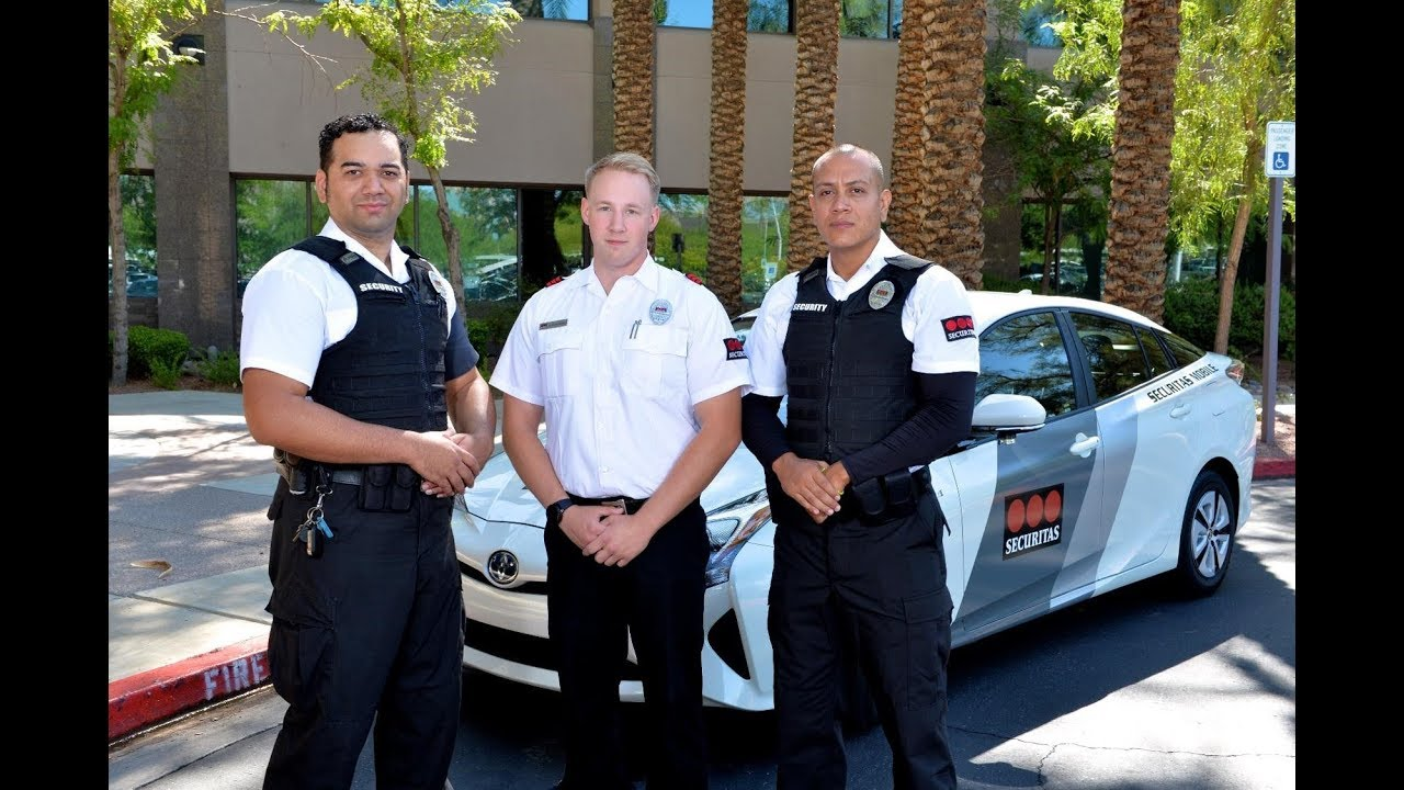 Securitas: Security Services | Security Guards & Officers