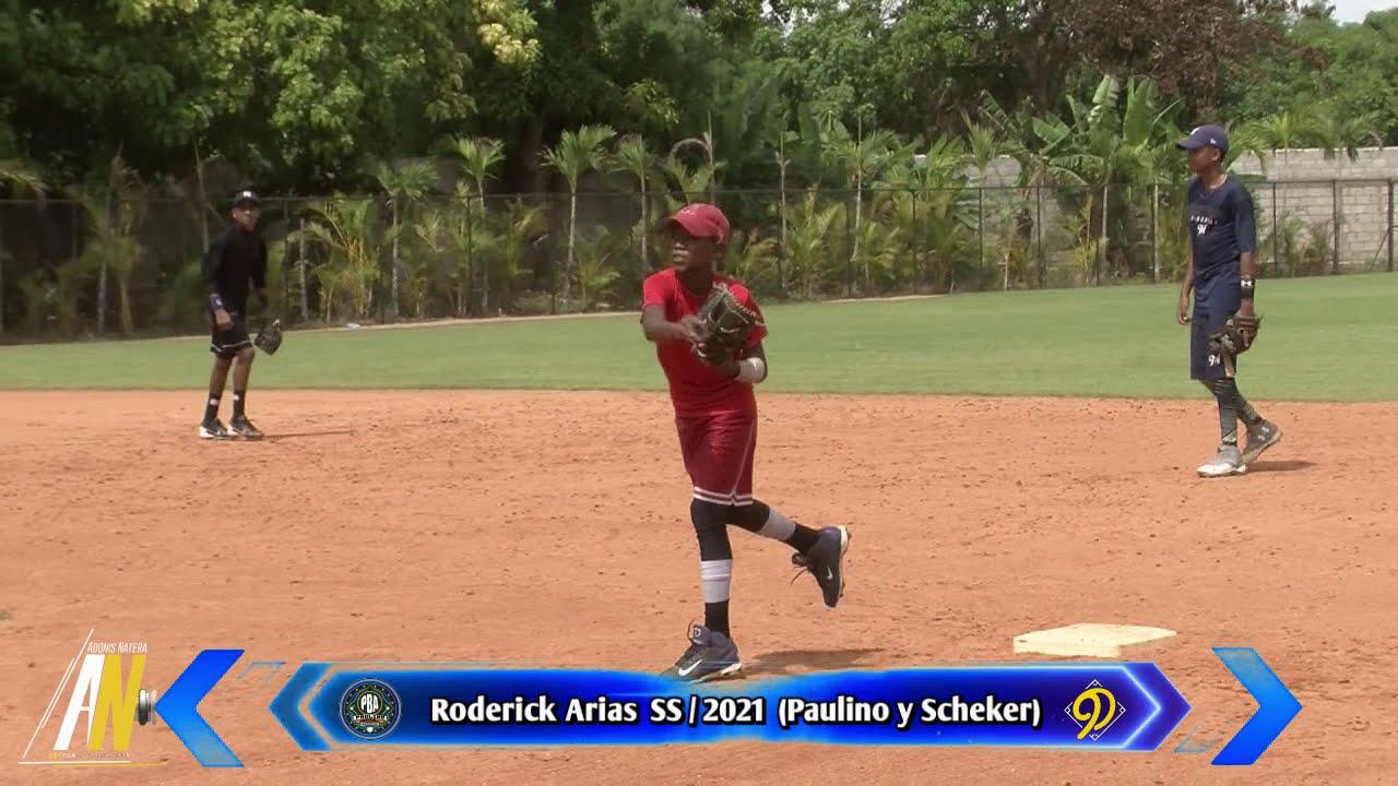 Roderick Arias/ SS/ 2021 (Paulino Y Scheker) - YouTube