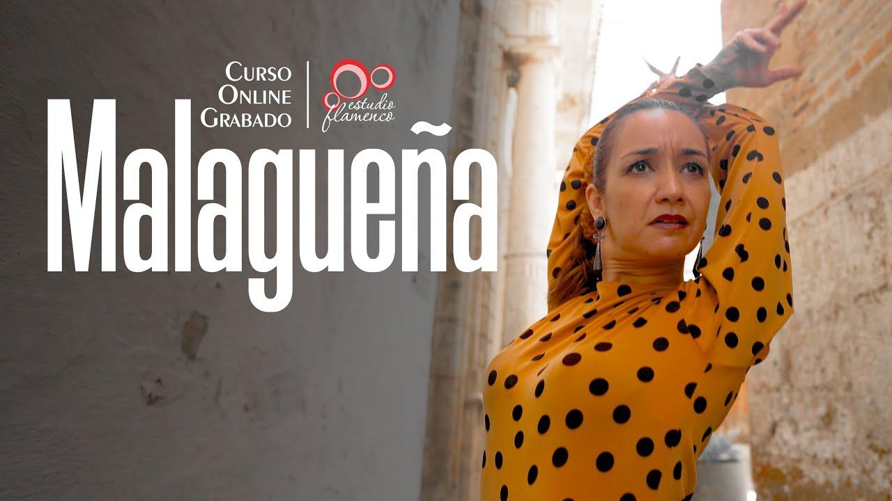 Malagueña. Coreografía de Flamenco. Nivel Profesional