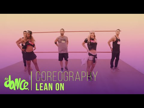 Lean on - Major Lazer Ft. Dj Snake | Coreografía - FitDance
