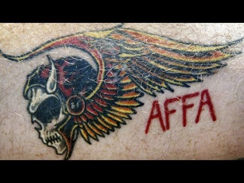 Hells Angels vs Satudarah - ALI O & Frank...