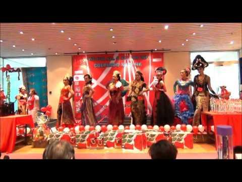 9th Anniversary GOLPINDO KJRI HK - Fashion Show Kebaya Glamour