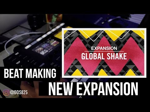 Beat Making: Global Shake! New Native Instruments Expansion