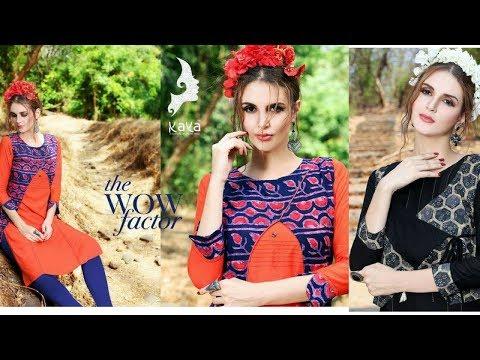 Latest Kurta / Kurti Designs // Latest Indian Fashion