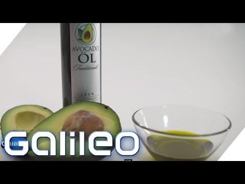 Der Öl-Check: Wie schmecken die neuen Super-Öle? | Galileo | ProSieben