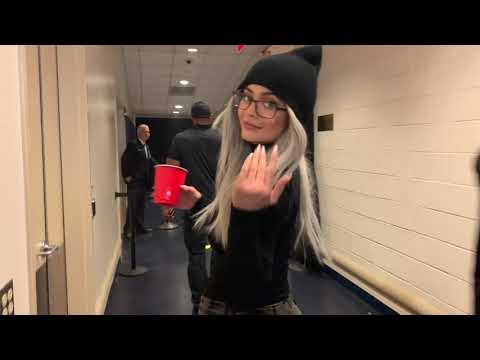TOUR VLOG PART 2: RIDING A ROLLERCOASTER IN MADISON SQUARE GARDEN Mp3
