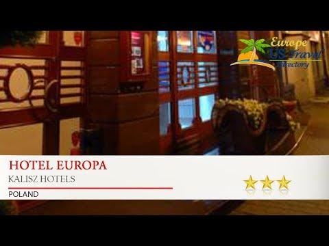 Hotel Europa - Kalisz Hotels, Poland