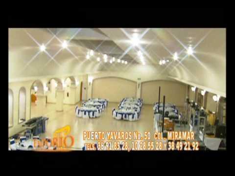 Eventos emporio youtube for Abrakadabra salon de fiestas