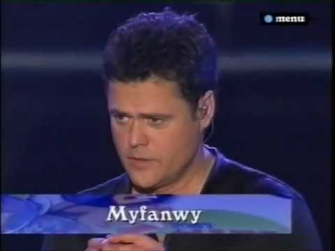 Donny Osmond - Myfanwy
