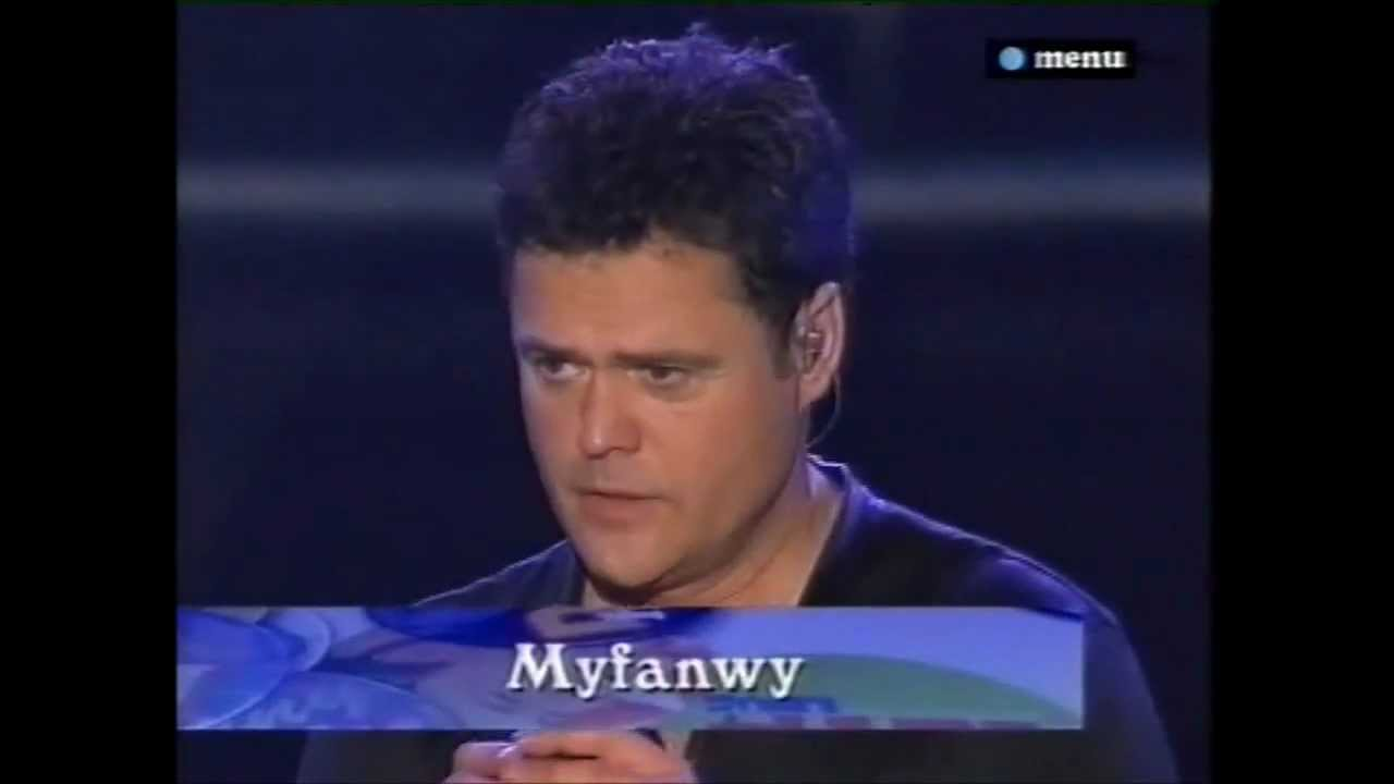 donny-osmond-myfanwy-cathy-nelson