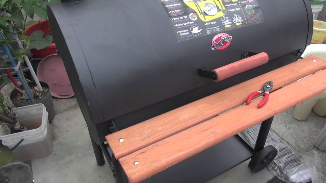 Ikea Holzkohlegrill Test : Building new grill..ikea mode..1 man only youtube