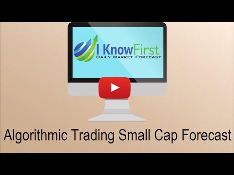 Algorithmic Trading - Top 20 Small Cap Stocks